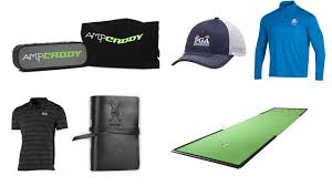 18 gift ideas for a golfer