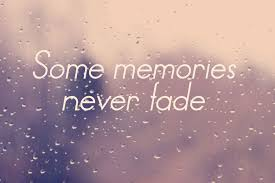 quotes about memory fading quotes