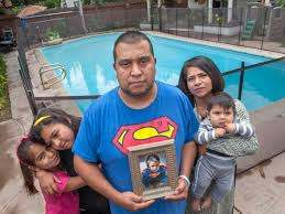 Dangerous Beauty Four Backyard Pool Incidents In O C Highlight Importance Of Safety Fences Orange County Register