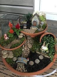 diy fairy garden ideas hip hoo rae