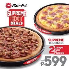bonus z pizza hut