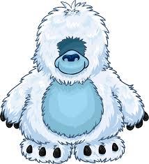 Yeti Costume Club Penguin Wiki Fandom