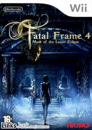 fatal frame 4 wii iso videojuegos