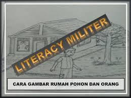 tes psikotes kepribadian : Gambar Rumah, Pohon dan Orang Tes Psikotes TNI/POLRI - Blog  Militer