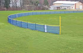 How To Install Grand Slam Fencing Cover Sports