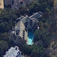 Ray Lee Hunt's House in Dallas, TX - Virtual Globetrotting