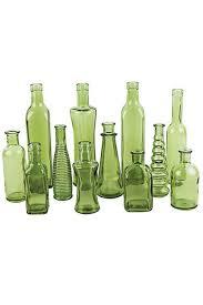 vintage bottle collection green pkg 24