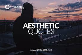 aesthetic quotes status image myquotes club