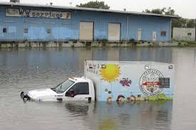 severe flooding across