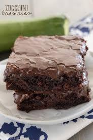 zucchini brownies healthier brownies