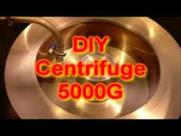 diy 5000g centrifuge you