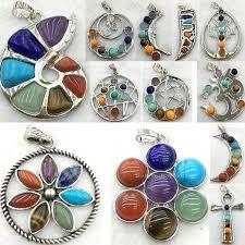 jewelry multicolor stone many type art