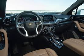 2019 chevrolet blazer is an exciting