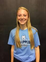 16U Elite Lady Scrappers-Smith - 2017-2018 Regular Season - Roster - #8 - Abigail  Holmes - C/OF