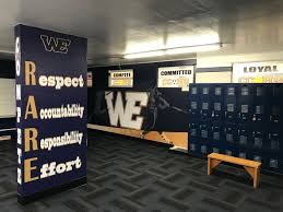 Kico Monares On Twitter Locker Room Is Complete New Carpet Wall Decals Window Decals Led Lights And A Coaching Board Buildingaprogram Oneteam Onegoal We Https T Co Bu6i1atu6b
