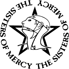 The Sisters Of Mercy Decal Sticker The Sisters Of Mercy Decal