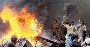 anti shia protest in karachi