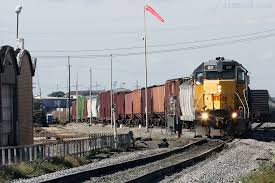 Class One Four-Axle Action In NOLA – 15 December 2007