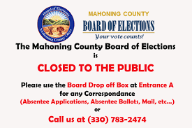 Mahoning County Board of Elections, OH ...
