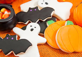Lighter Halloween Sugar Cookies