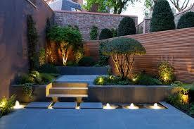 sloping garden design ideas