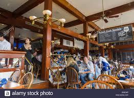 Wharf, Pier 39. Seafood restaurant ...