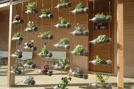 creative ideas for a vertical garden