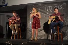 Students showcase talents at Coffeehouse – the Inkblot
