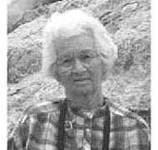 Alma Thompson | Obituary | Regina Leader-Post