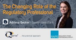Via Regulatory Focus: The Changing Role of the Regulatory Professional