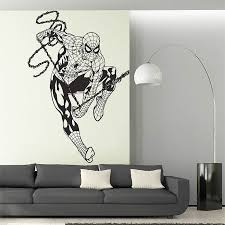 Spiderman Vinyl Wall Art Decal