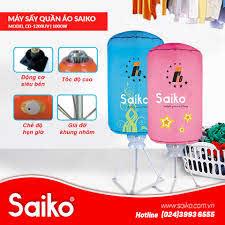 Điểm danh 3 loại máy sấy quần áo sấy nhanh, nhiều và tiết kiệm điện - SAIKO  VIỆT NAM