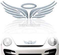 Amazon Com Cool Angel Car Decal Kit Automotive