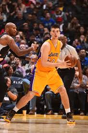 2016-17 Player Gallery: Ivica Zubac | Los Angeles Lakers