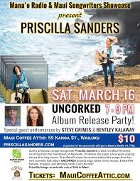 Priscilla Sanders Singer/Songwriter - Posts   Facebook