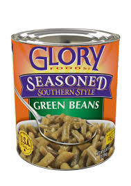 seasoned southern style green beans