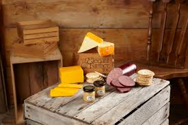 gourmet cheese and sausage gift basket