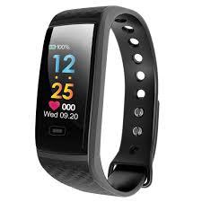 waterproof smart wristband heart rate