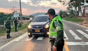 Movilidad casos positivos Santander fronteras intensificarán controles:  Ante casos importados de covid-19, intensifican puestos de control |  Bucaramanga | Actualidad | Caracol Radio