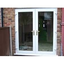 stylish wood patio doors for your home