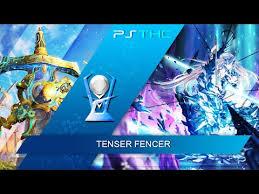 Fairy Fencer F Advent Dark Force Tenser Fencer Trophy Guide Trophee Tenser Fencer Youtube