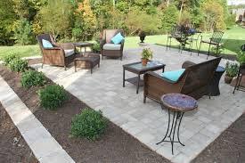patio ideas from sauders hardscape