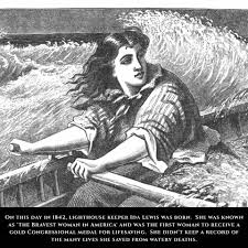 On This Day In History – February 25, 1842: Ida Lewis born in ...
