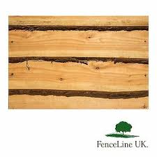 10 Pack 15mm Weany Edge Timber Cladding 2 4m Long Live Edge Shed Garden Fence Ebay