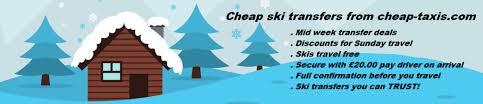 la plagne ski ski transfers great