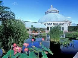 botanical garden discriminated against