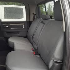 75500 rear seat covers for ram trucks