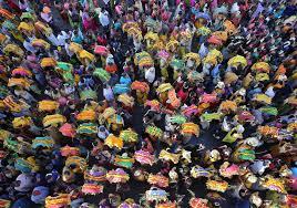 População mundial chegará a 9,7 bilhões em 2050, prevê ONU | Mundo ...