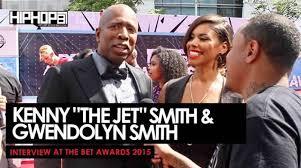 "Kenny ""The Jet"" Smith & Gwendolyn Smith Talk ""Meet The Smiths ..."