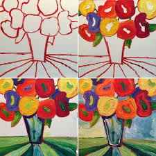 Color Theory Part 2 w/ Tracy Felix — Cole Art Studio Workshops and Classes